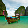 Maya Bay in Thailand — Stock Photo