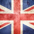 British flag — Stock Photo #35916707