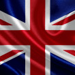 UK flag — Stock Photo #36106255