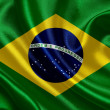 Brazil flag — Stock Photo #37238347