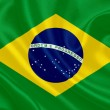 Brazil flag — Stock Photo #37238375