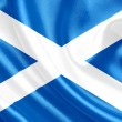 Scotland flag — Stockfoto #37238481