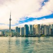 Toronto Skyline — Stock Photo #38377839