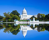 US Capitol — Stock Photo