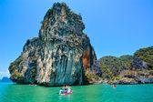 Beautiful Thailand beach landscape — Stock Photo