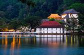Templo do dente, Kandy — Fotografia Stock