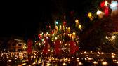 Loy Kratong Festival 2556 (2013) Thailand — Stock Photo
