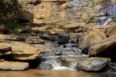Natural Waterfall Area — Stock Photo