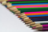 Coloured of Pencils — Stock Photo