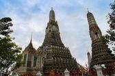 Thajské chrám wat arun — Stock fotografie