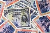 Muito dinheiro — Fotografia Stock