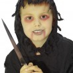 Boy in halloween — Stock Photo