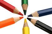 Colored pencils 2 — Stock Photo