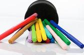 Colored pencils 5 — Stock Photo
