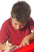 Child studying 6 — Stock Photo