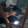 Arc Welding — Stock Photo #25074635