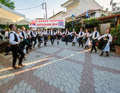 Dance Troop — Stock Photo