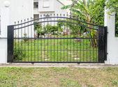 Porte chiuse — Foto Stock