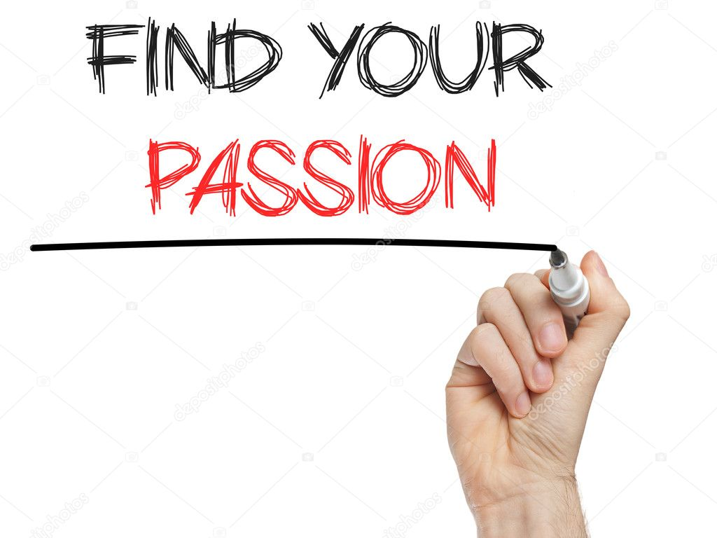 find your passion phrase stock photo © ibreakstock 31601847 find your passion phrase stock photo 31601847