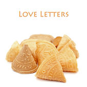 Chinese Love Letters — Stock Photo