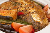 Curry Fish Head, unsharpened file — Stock Photo