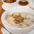 Chicken Congee — Stock Photo