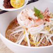 Sarawak Prawn Laksa. — Stock Photo #17850125