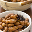 Fragrant Braised Peanuts non sharpen file — Stock Photo
