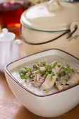 Chicken Porridge — Stock Photo
