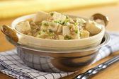 Ma Po Tofu — Stock Photo