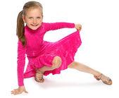 çocuk akrobatlar — Stok fotoğraf