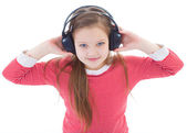 Music, electronics, child and youth — Stock Photo