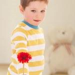 Little boy — Stock Photo #48124047