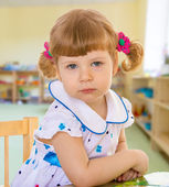 Very young girl  — Stock Photo