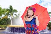 Na fontannę — Zdjęcie stockowe