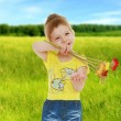 Cheerful summer holiday — Stock Photo #48985009