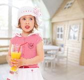 休暇中の女の子 — ストック写真