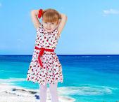 Vacanze al mare — Foto Stock