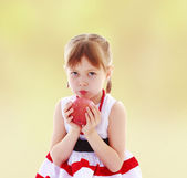 Young girl — Stock Photo