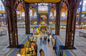 Budapest's Great Market Hall, Hungary — Stock Photo