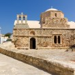 Stock Photo: Ag. Ioannis Chrysostomos church, Kimolos island, Cyclades, Greece
