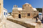 Ag. Ioannis Chrysostomos church, Kimolos island, Cyclades, Greece — Stock Photo