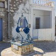 Traditional water well in Kimolos island, Cyclades, Greece — Stockfoto #12412618