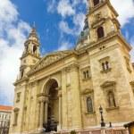 Saint Stephen basilica, Budapest, Hungary — Stock Photo