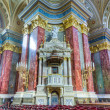 Saint Stephen basilica interior, Budapest, Hungary — Stock Photo