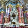 Saint Stephen basilicinterior, Budapest, Hungary — Stock Photo #12672655