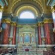 Saint Stephen basilica interior, Budapest, Hungary — Stock Photo