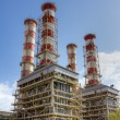 Natural gas power plant — Stock Photo #12771300