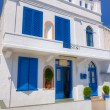 Stock Photo: Beautiful cycladic architecture in Kimolos island, Cyclades, Greece