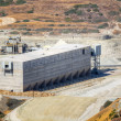 Stock Photo: Storage facility of mining industry